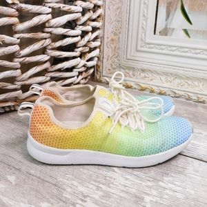 Jessica Simpson Shoes - JESSICA SIMPSON WM 6 OMBRE FARAHH WARM UP SNEAKER